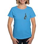 Marcasite Greyhound Silver T-Shirt