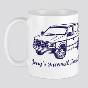 Jerry's Farewell Tour 2006 Mug