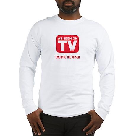 Embrace The Kitsch Version 2 Long Sleeve T-Shirt