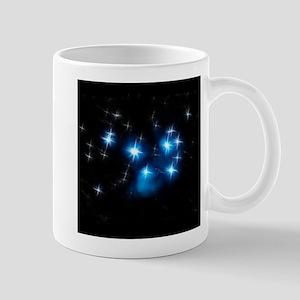 Pleiades Blue Star Cluster Mugs