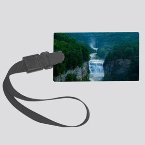 Letchworth  Large Luggage Tag