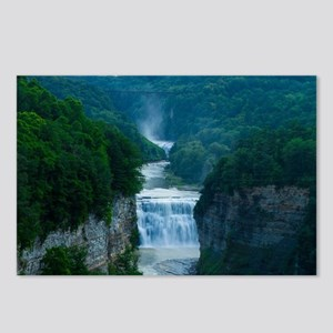 Letchworth  Postcards (Package of 8)