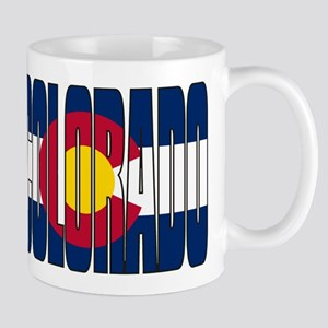 Colorado Flag Mugs