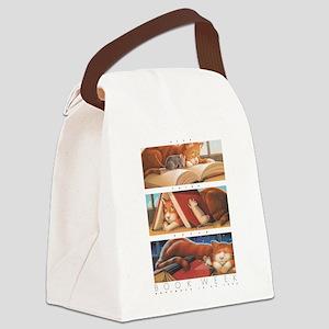 1992 Children's Book Week Canvas Lunch Bag