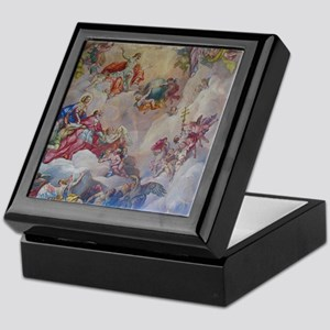 Fresco Keepsake Box