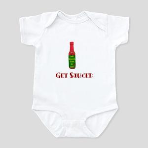 Get Sauced Infant Bodysuit