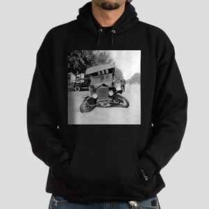 Crashed Ford Model T Hoodie