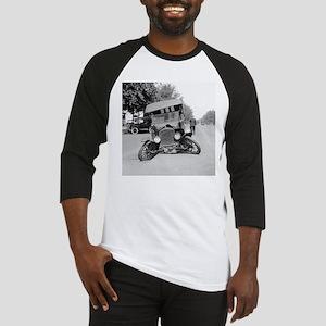 Crashed Ford Model T Baseball Jersey