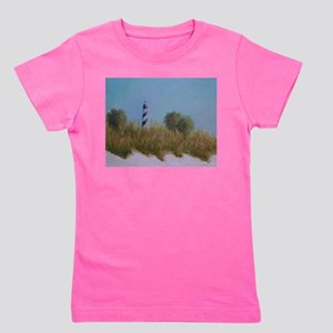 ST. AUGUSTINE LIGHTHOUSE VIEW Girl's Tee