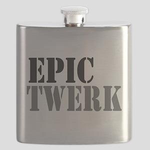 Epic Twerk Flask