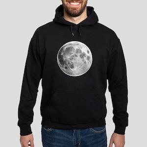 Full Moon Lunar Globe Hoodie