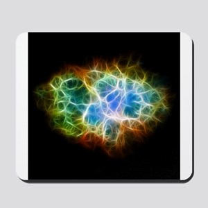 Crab Nebula Star Cloud Mousepad