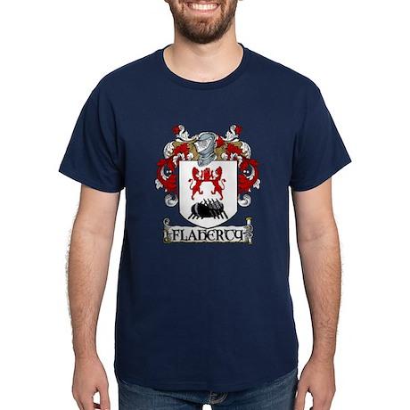 Flaherty Coat of Arms Dark T-Shirt
