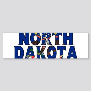 North Dakota Bumper Sticker
