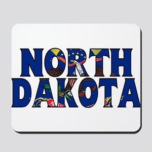 North Dakota Mousepad