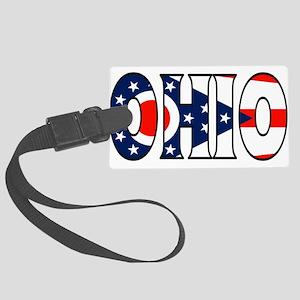 Ohio Luggage Tag