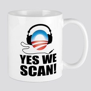 Yes We Scan Mug