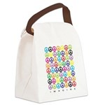 ImagineWHTVT Canvas Lunch Bag