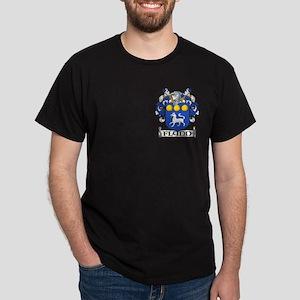 Flynn Coat of Arms Dark T-Shirt