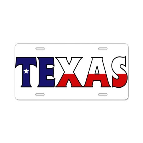 License plate In Texas laws new Hampshire