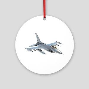 F-16 Falcon Ornament (Round)