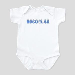 Goalie Infant Bodysuit