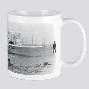 Wilber and Orville Wright Mugs