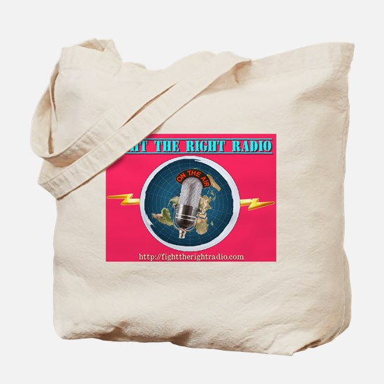 Fight The Right Tote Bag