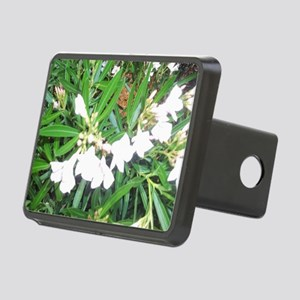 NAPLES FLOWERS Rectangular Hitch Cover