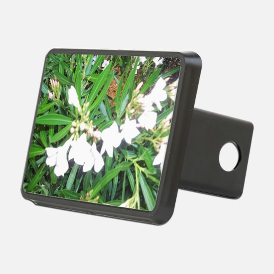 NAPLES FLOWERS Hitch Cover