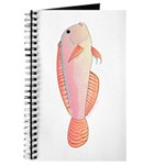 Pearly Razorfish Journal