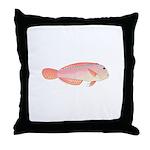 Pearly Razorfish Throw Pillow