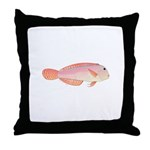 Pearly Razorfish Throw Pillow