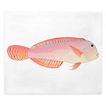 Pearly Razorfish King Duvet