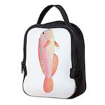 Pearly Razorfish Neoprene Lunch Bag