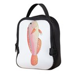 Pearly Razorfish Neoprene Lunch Bag