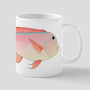 Pearly Razorfish c Mugs