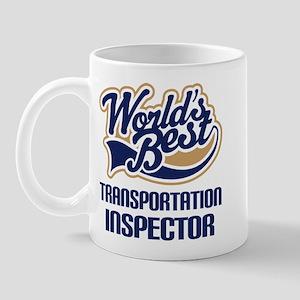 Transportation Inspector Mug