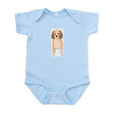 Beagle! Infant Bodysuit