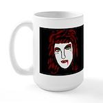 Dark Vampire Large Mug