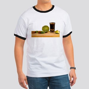 Tequila and Lime Ringer T