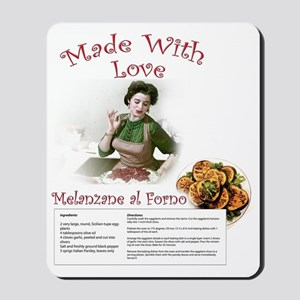 Made With Love Mousepad