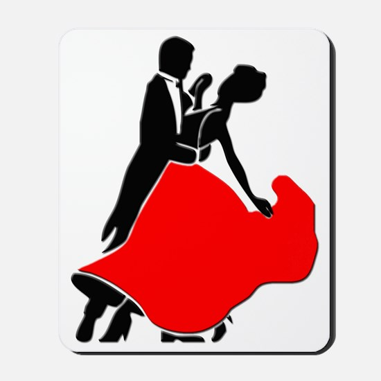 Shall We Dance Mousepad