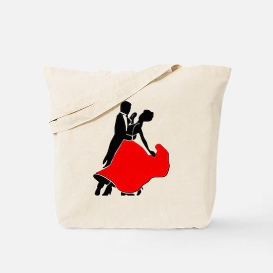 Shall We Dance Tote Bag