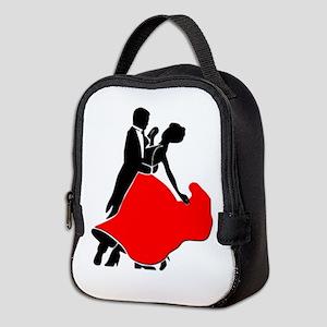 Shall We Dance Neoprene Lunch Bag