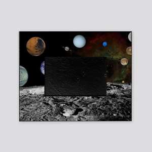 Solar System Montage Picture Frame