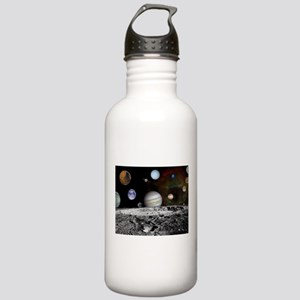 Solar System Montage Water Bottle