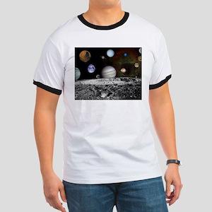 Solar System Montage T-Shirt