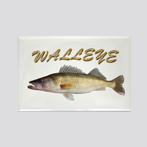 Golden Walleye Magnets