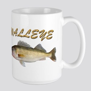 Golden Walleye Mugs